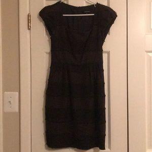 Black and brown Nanette Lepore dress